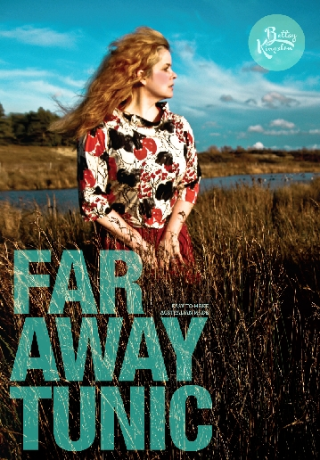 Far Away Tunic – US 4 to US 10