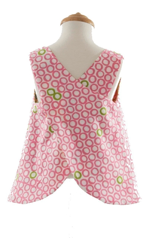 Modern dress patterns - Crossover Pinny And Nappy Cover